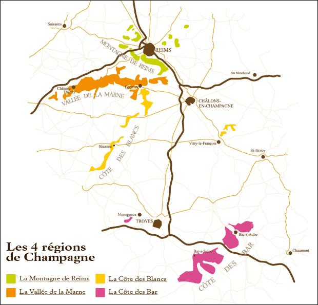 Regio's Champagne